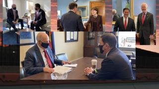 Ducey border meetings, April 13, 2021