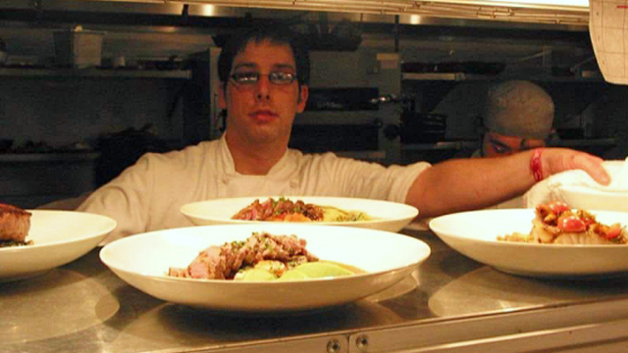 Fellow chefs remember Chef Jared Whalen, whose creativity knew no bounds