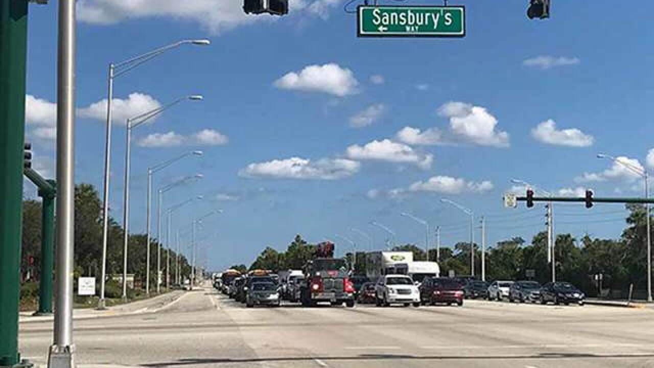 FDOT making improvements on Southern Boulevard near Lyons Road in Palm Beach County
