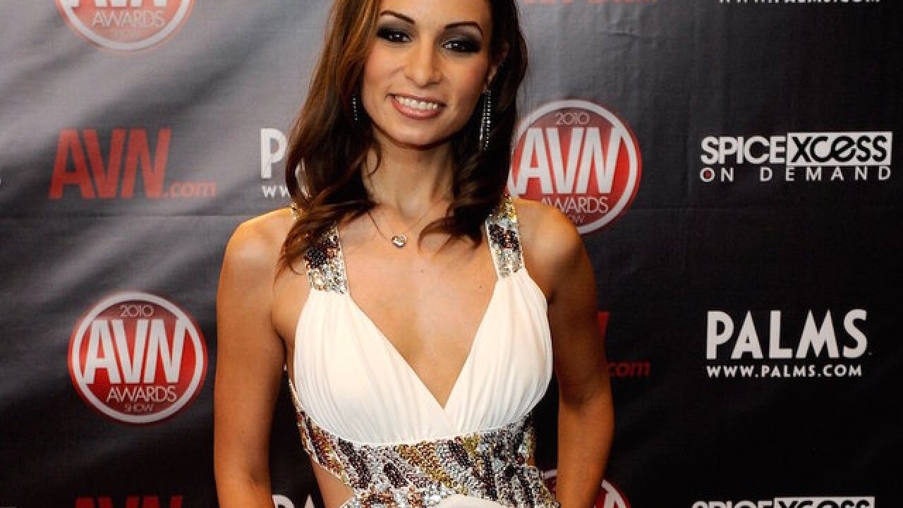 Adult film star Amber Rayne found dead at 31