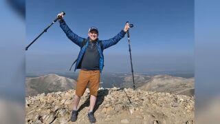 Alan's Adventure on Mt. Sherman
