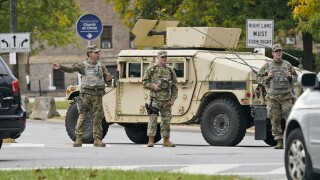 Capitol Breach-National Guard-Ohio