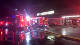 Longmont fire