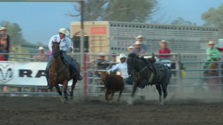 Ty Erickson returns home to Last Chance Stampede on night two
