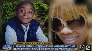 Kester Brown Jennifer Jeffery murders