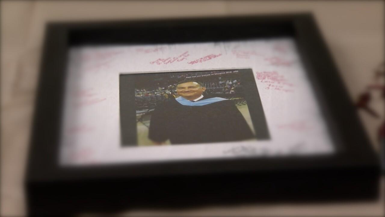 Veterans Memorial assistant principal remembered as positive, warm, inspiring