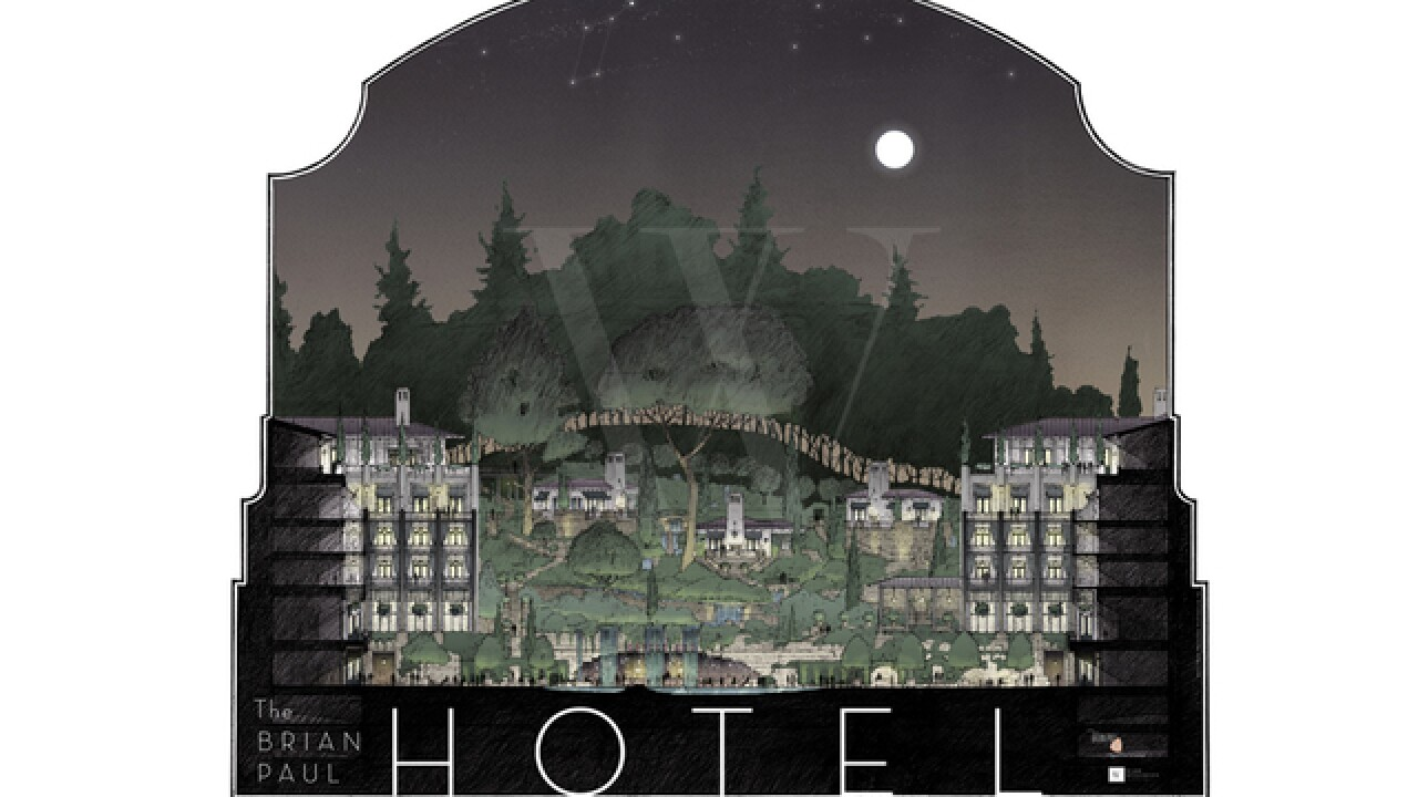 Luxury Boutique Hotel In The Works