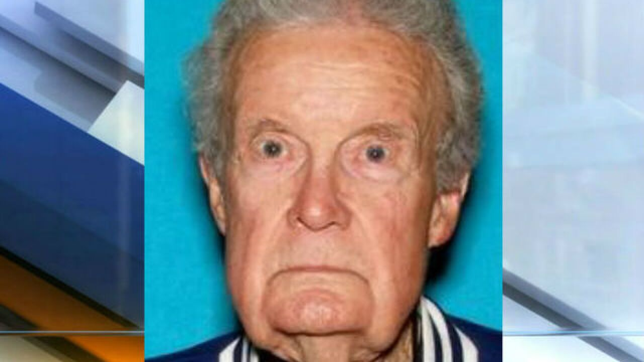 Missing 92-year-old found safely after statewide Silver Alert