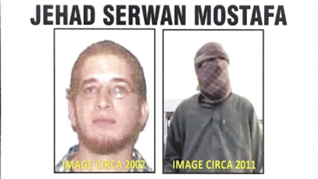 FBI searching for terrorist from San Diego; offering $5 million reward