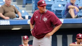 Texas A&M Recruiting Class Ranked No. 7 by D1Baseball.com
