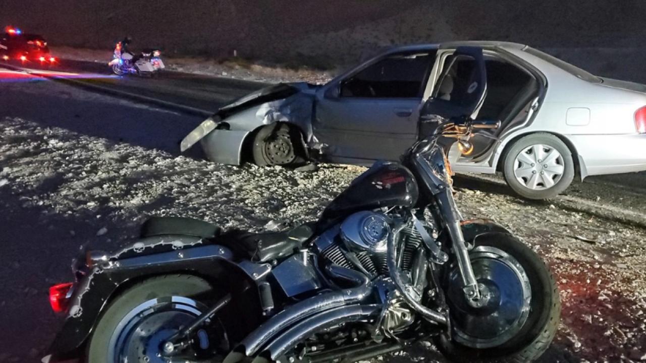 Lake Mead Boulevard crash.PNG