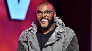 Tyler Perry said he'd help the Bahamas once the storm has passed, and it seems he's followed through on that promise.