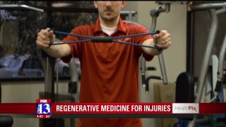 The Benefits of Regenerative Medicine for InjuryRecovery