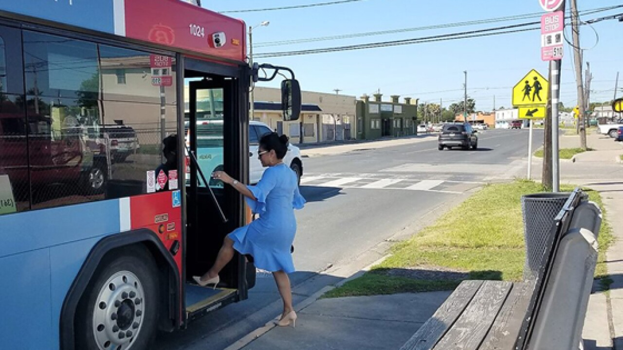Corpus Christi RTA gives free rides to the polls on Election Day