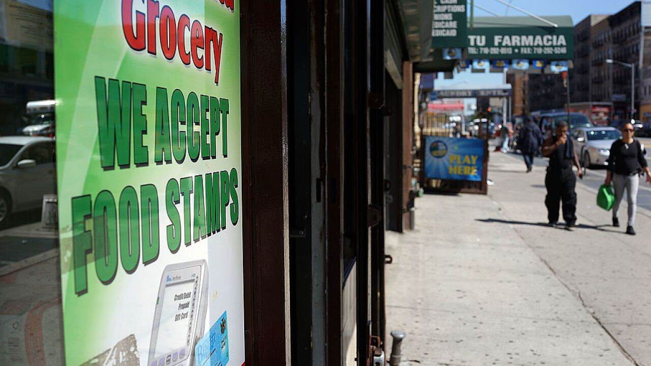 USDA sued over new rule that could cut food stamp benefits for thousands