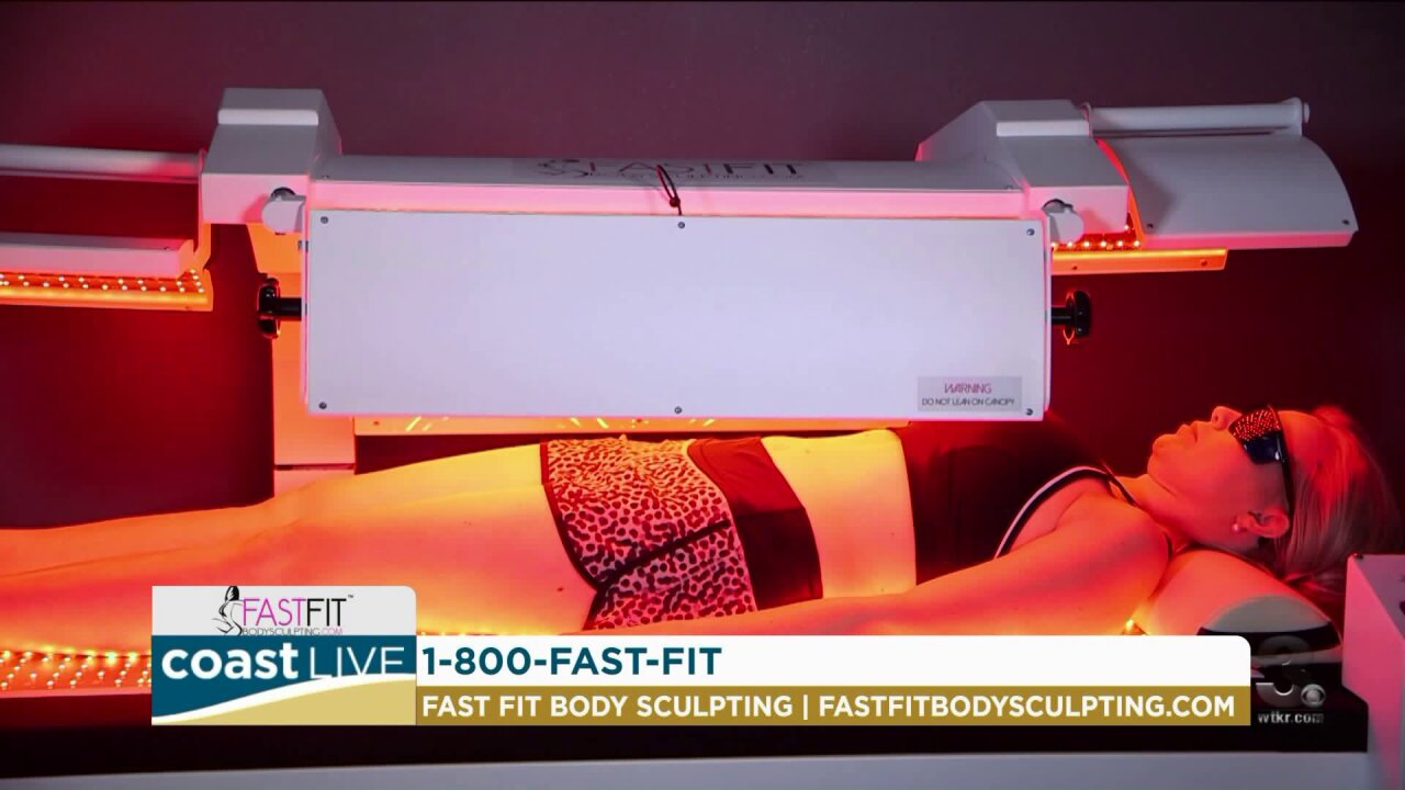 Using the latest technology to burn fat with light on CoastLive