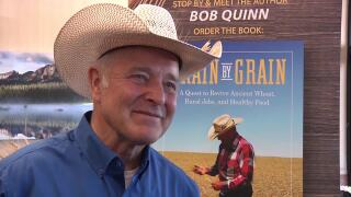 Montana Ag Network: Big Sandy farmer's literary venture