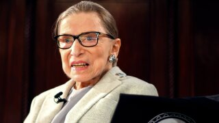 Ruth Bader Ginsburg released from hospital after cancer surgery