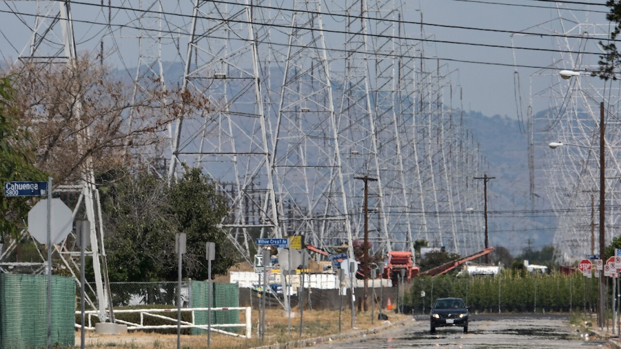 Historic California heatwave could prompt more blackouts throughout the week
