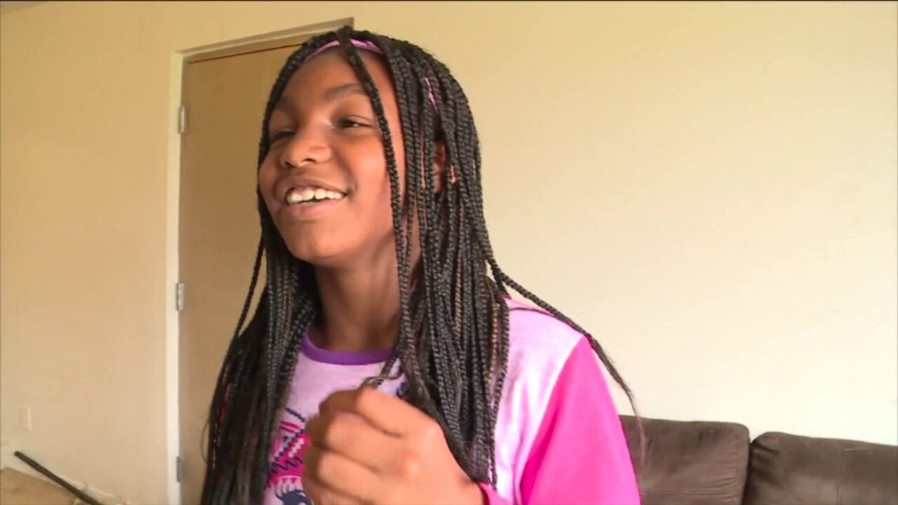 9-year-old describes moment she was shot: 'It felt like I was paralyzed'