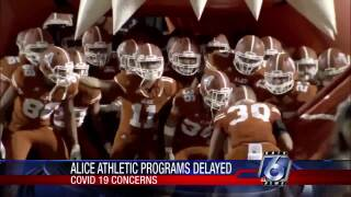 Alice could forfeit first two district games with late start