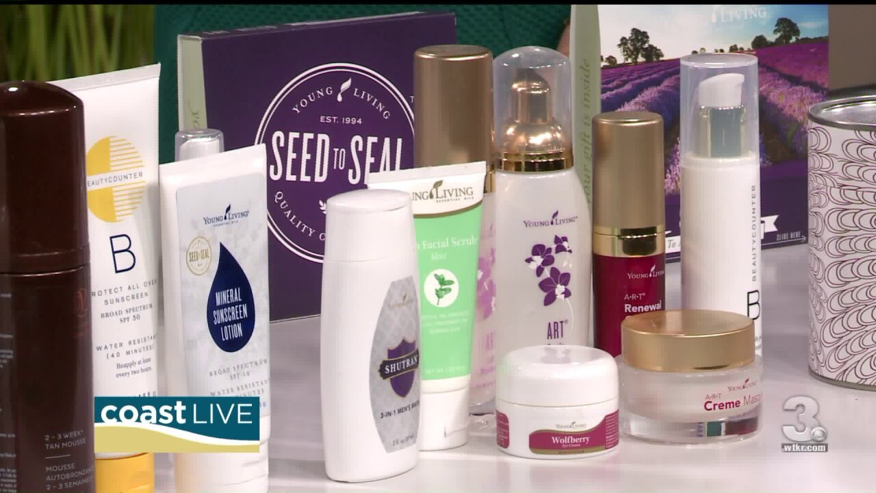 Avoiding Common Household Toxins on Coast Live