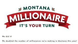Montana Millionaire announces 2 grand prizes for 2021