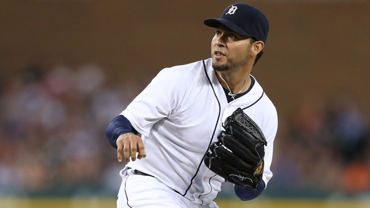 Anibal Sanchez dealing with triceps inflammation