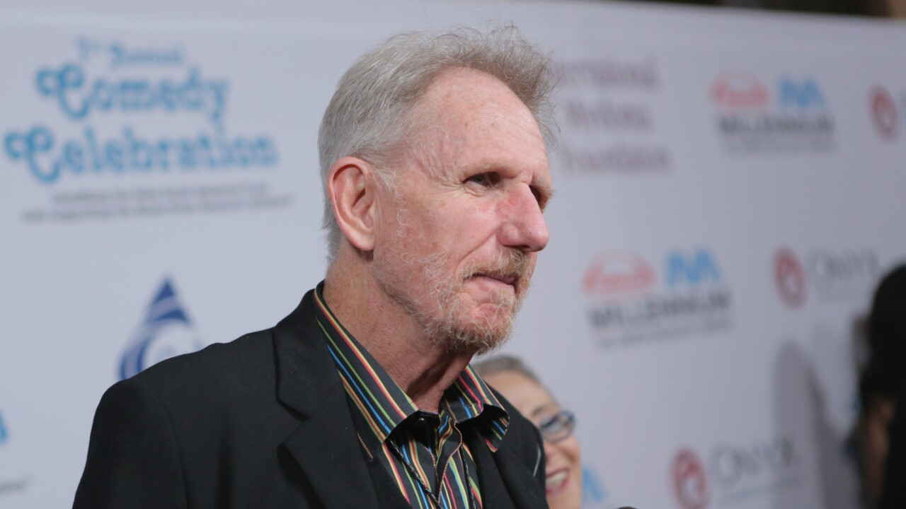 Actor Rene Auberjonois