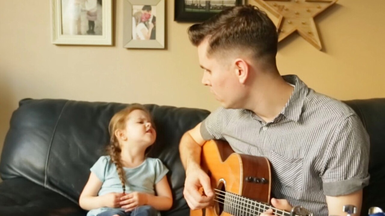 Adorable Utah daddy-daughter 'Toy Story' duet goes viral