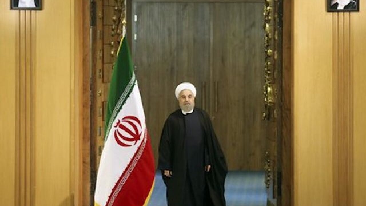 Iran expresses 'pessimism' after nuclear deal