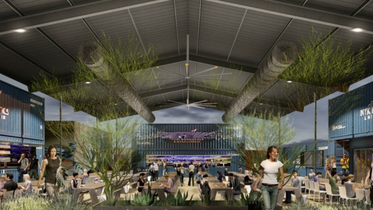 Urban market, The Churchill, opens in downtown Phoenix in September