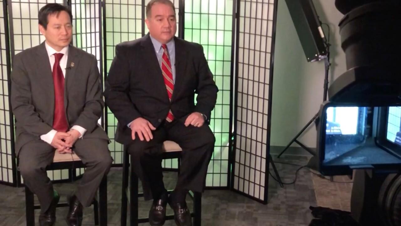 IRS Representatives talk 'Dirty Dozen' scams