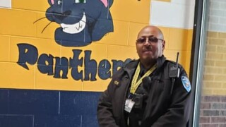Lockland School District Security Guard Laroy Smith