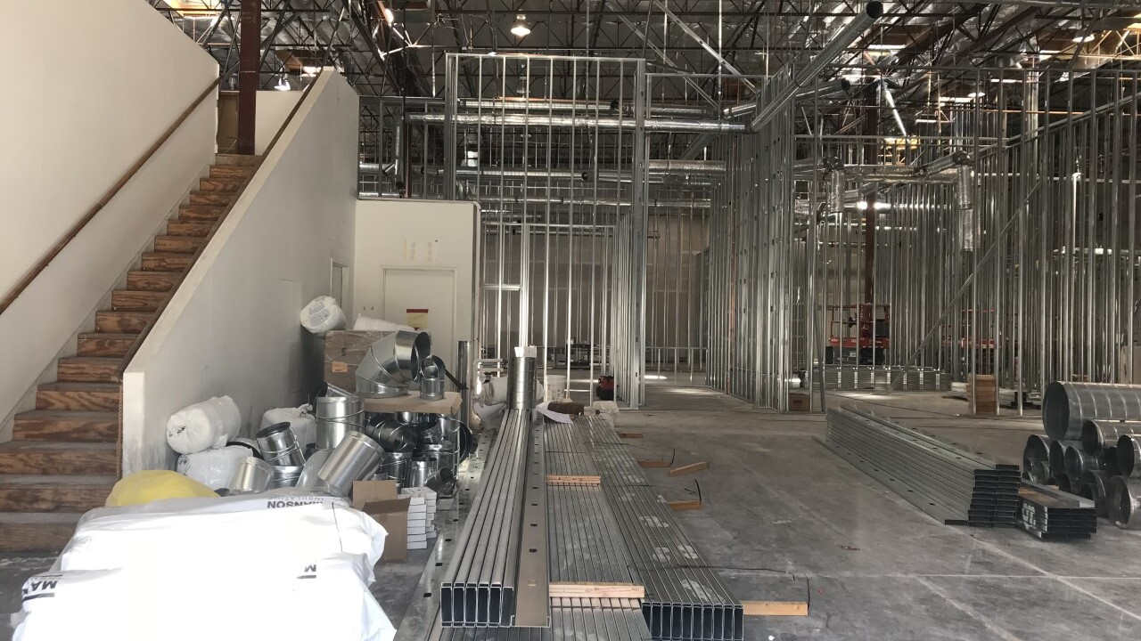 New Nevada SPCA shelter taking shape