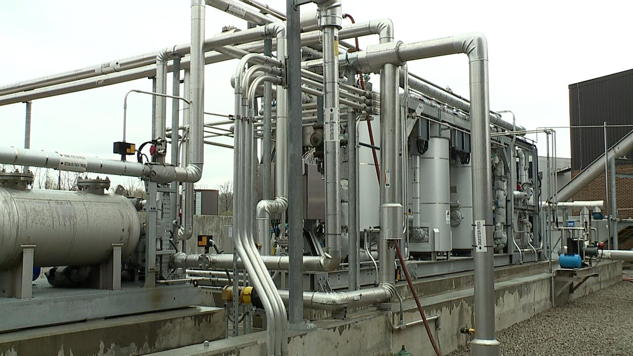 Medina County wastewater treatment