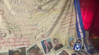 Central American women looking for missing loved ones in Brooks County