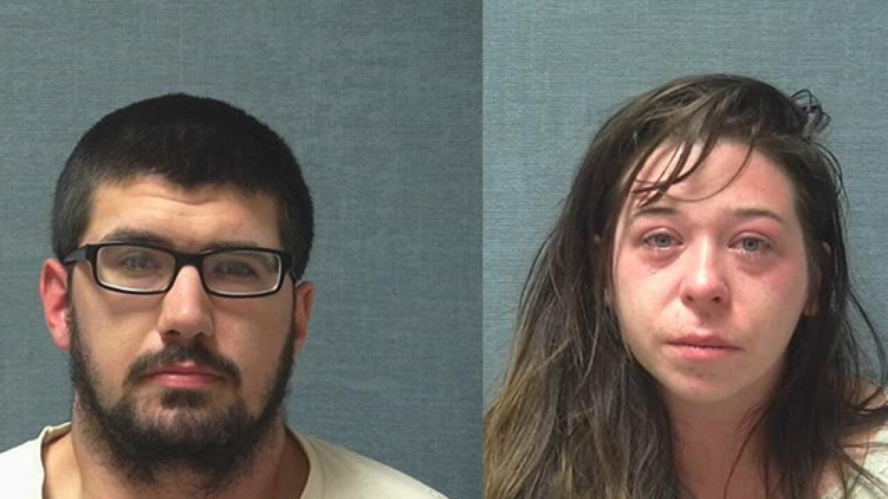 Man And Woman Arrested For Having Sex In Front Of Children -9637