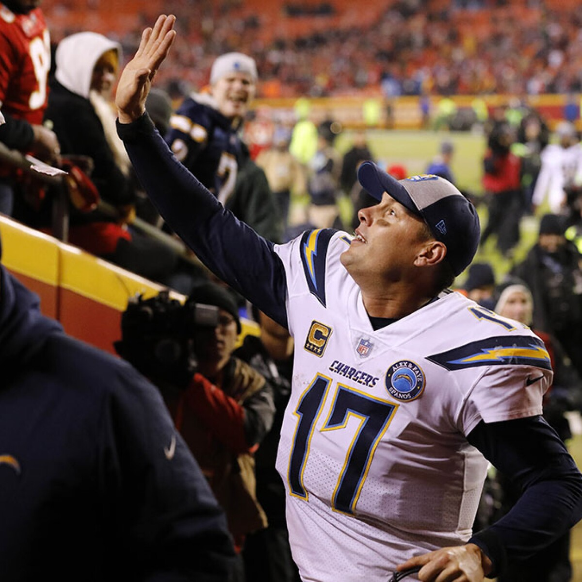 COLUMN: Cheer for the Chargers? Not going to happen