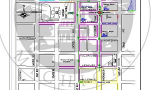 Downtown travel lane reductions and street closures for Silver Bells in the City
