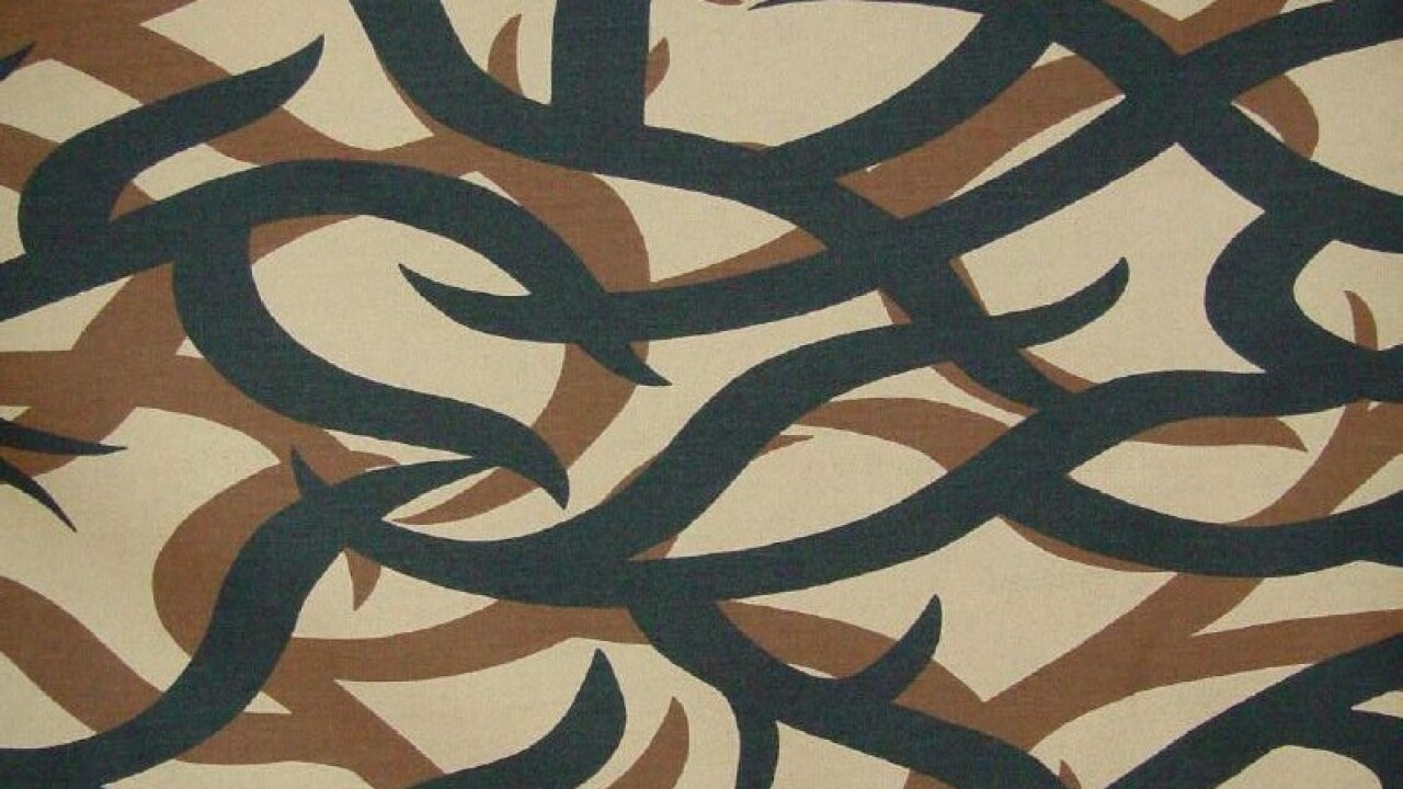 Montana clothing company sues over use of copyrighted camouflage design
