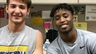 Isaiah Payton, Carlos Garcia thrive in their roles for the Moeller basketball team