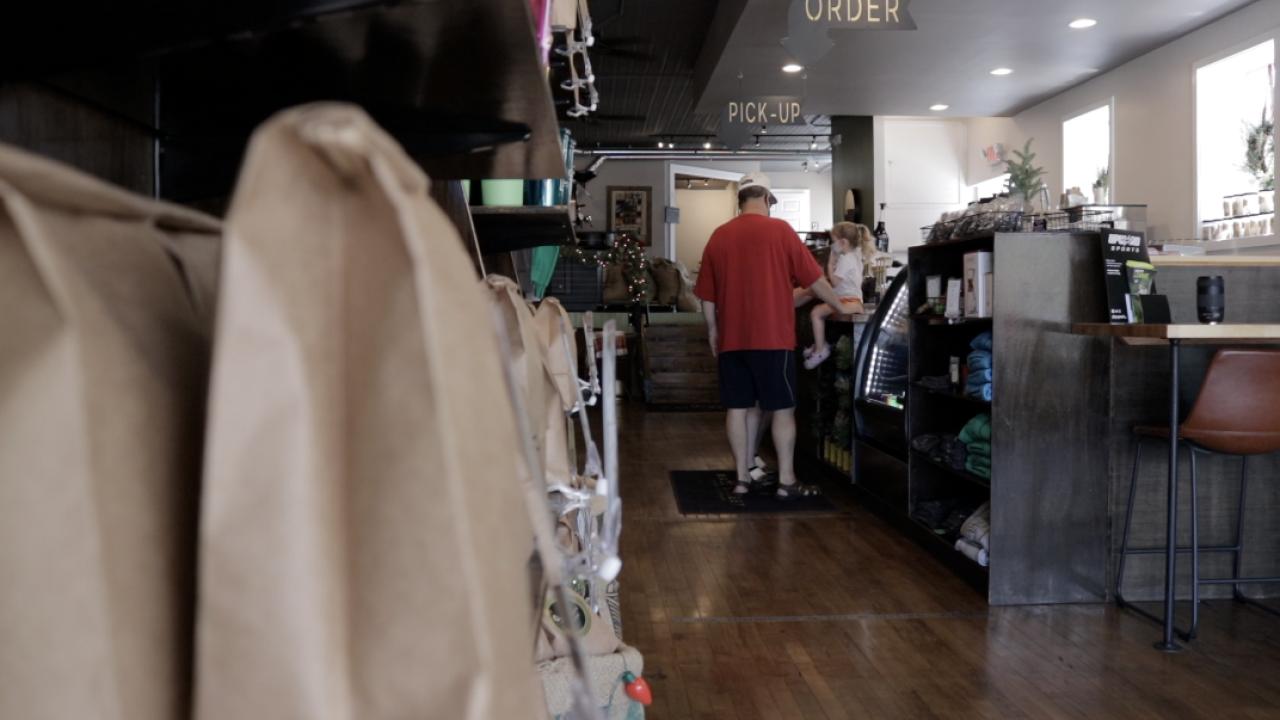 Jefferson Coffee Shop
