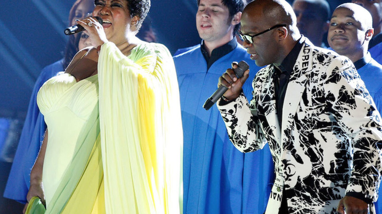 Celebrity tributes pour in for 'Queen of Soul' Aretha Franklin