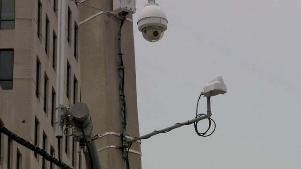 Police using cameras to test facial recognition