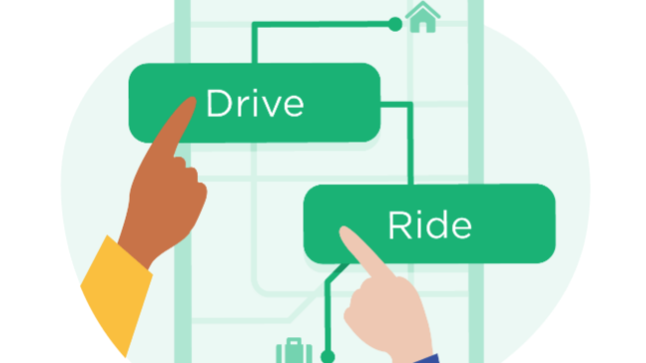 Want to carpool with co-workers? There's an app for that in Detroit