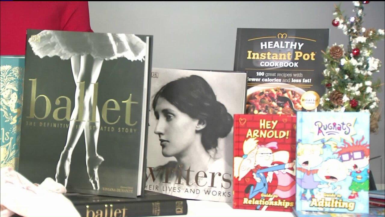 Beautiful books make beautifulgifts
