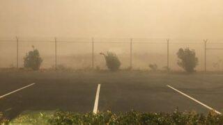Dust advisory for April 7