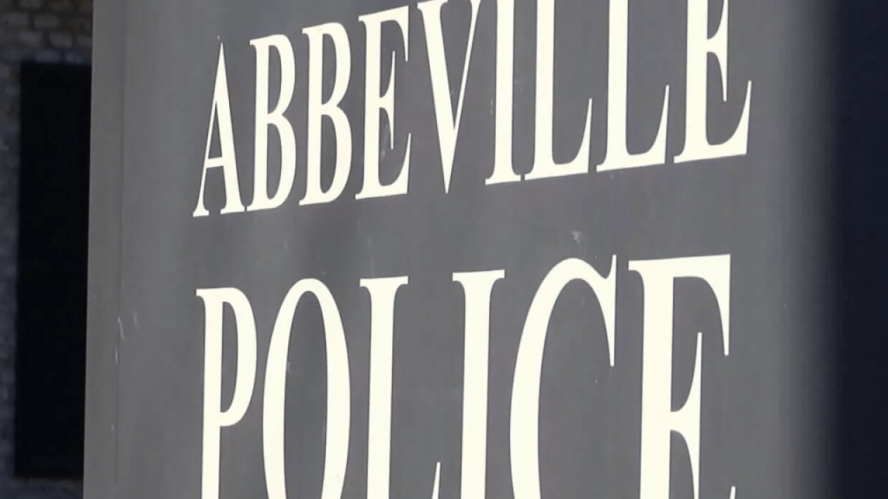 Abbeville police conducting sobriety checkpoint Friday