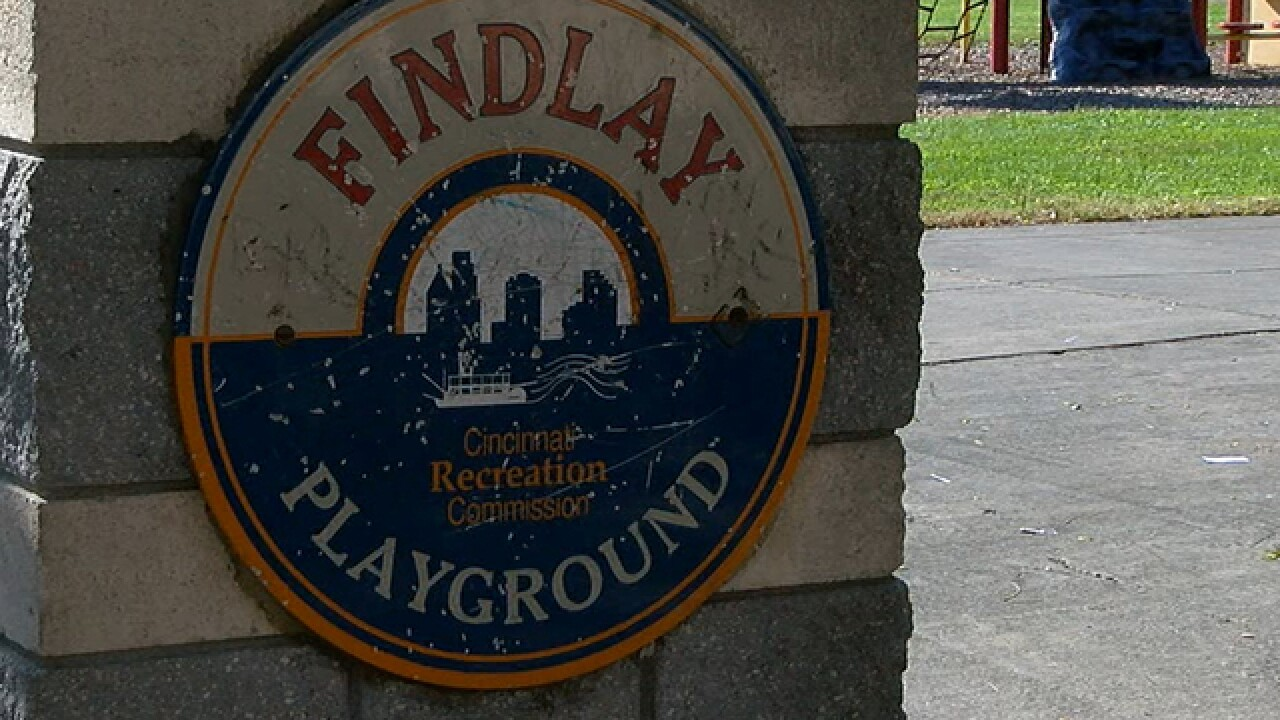 Findlay Playground will close during renovations